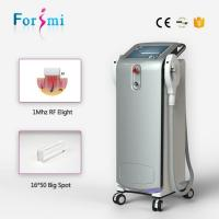 Buy cheap sapphire cooling painless quality effective CE salon hair removal ipl from wholesalers