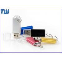 Wholesale Colorful Metal Bulk 4GB USB Pen Drive Sizes Customized Branding from china suppliers