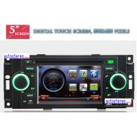 Wholesale 5'' Jeep Grand Multimedia Sat Nav Satnav , car stereo with navigation from china suppliers