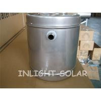 Wholesale CE Approved Stainless Steel Assistant Tank For Solar Water Heater from china suppliers