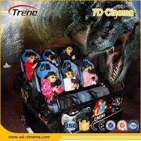 Wholesale 70 PCS 5D Movies + 7 PCS 7D Shooting Games 7d interactive theater For Kids from china suppliers