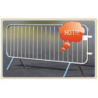 Wholesale construction fence Galvanized Steel Barrier For Highway from china suppliers