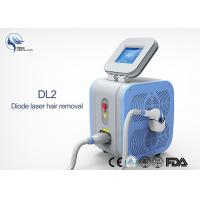 Wholesale Professional Beauty 808nm Diode Laser soprano Hair Removal Machine With 808nm Diode Laser from china suppliers