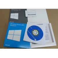 Wholesale 5 CALS Windows Server 2012 Retail Box Activation Sever License Media from china suppliers