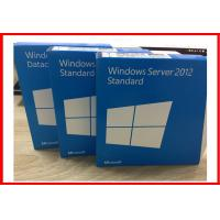 Wholesale Full Version Windows Server 2012 standard 5 cals 64bit OEM Key License from china suppliers