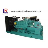 Wholesale Four Stroke 1350kw Open Diesel Generating Sets with AC Rotating Exciter for Land Use from china suppliers
