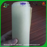 Wholesale Gift wrapping brown kraft paper roll, best kraft paper price from China from china suppliers