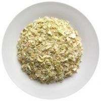 Dehydrated White Onion Flakes 10*10mm