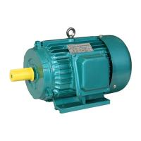 Wholesale Cast Iron Housing Three Phase Asynchronous Motor For General Driving 1HP 0.75KW from china suppliers