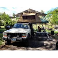 Wholesale Outdoor Camping Truck Bed Roof Top Tent For Top Of Jeep Wrangler CE Approved from china suppliers