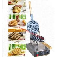 Buy cheap waffle machine/ eggette/ 110v Non-stick egg waffle maker good Quality assurance, fast shipping by fedex, us plug from wholesalers