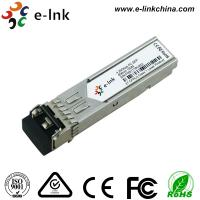 Wholesale SFP Dual Fiber Optical Transceiver Module , Multimode Cisco Sfp Transceiver Module from china suppliers
