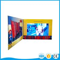 Wholesale Chinese Homemade Lcd Video Brochure / Video Greeting Card For Teacher ' S Day from china suppliers