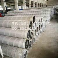 Wholesale wire wrapped stainless steel 304L water well drilling water well screens from china suppliers