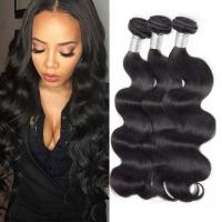Wholesale 3 Bundles 100 Peruvian Virgin Remy Hair , Peruvian Weaving Hair For Girl from china suppliers