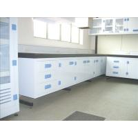 Wholesale Perchloric  chemical lab bench furniture,Strong acid and alkali resistant pp lab furniture from china suppliers