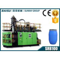 Wholesale Energy Saving Plastic Blow Moulding Machine for 120L Open Top Drum 380V from china suppliers