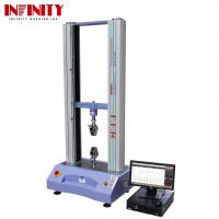 Wholesale High Precision Electronic Universal Testing Machine 0.001~500mm/Min Test Speed from china suppliers