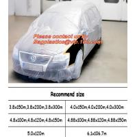Quality light weight Paint Maskers Masking Cloth Tape with Protective HDPE Masking Film, Automotive HDPE masking film in adhesiv for sale