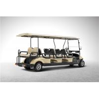 Quality 8 Seater Electrical Golf Carts With KDS Motor , Club Battery Powered Golf Cart for sale