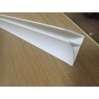 Wholesale 4CM Glossy Extruded Plastic Profiles Top Clip For Room Roof Garden Drainage Board from china suppliers