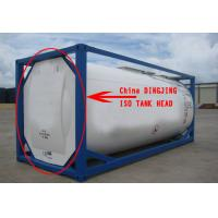 Wholesale ISO Tank container head-tank end from china suppliers