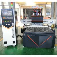 China CE Certificated 9kw HSD Spindle Automated Wood Carving Machine Welded Structure on sale
