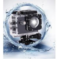 Quality H.264 MOV Waterproof Sports Video Camera 4K G3 2 Display 2'' LCD 0.95 Inch 170 Angle for sale