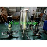 Buy cheap Pure Reverse Osmosis Water Treatment System For Water Bottling Machine from wholesalers