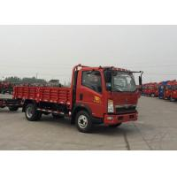 Wholesale HOWO Energy Saving Light Duty Box Trucks SINOTRUK HOWO LHD 116HP ZZ1127D3615C1 from china suppliers
