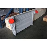 Wholesale Brazed aluminum bar plate air cooler heat exchanger with high performance and heavy duty from china suppliers