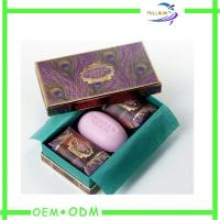 Wholesale Personalized custom soap packaging Box With Cover Plastic Tray from china suppliers