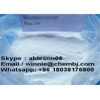 Wholesale Injectable Boldenone Steroids Boldenone Base Cycles Anabolic Muscle Growth from china suppliers