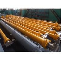 China Long Stroke Engine Hoist Hydraulic Cylinder Engine Hoist Replacement Cylinder on sale