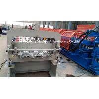 Wholesale 11kw Hydraulic Cutting Floor Decking Forming Machine With Pre Cutting Device from china suppliers