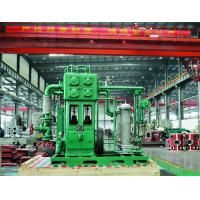 Quality Argon gas compressor 3Z3.5-9.2/50 ZW-9.8/80 Vertical two row,five stage casting steel green colour China top quality for sale