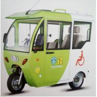 Wholesale Three Wheel Electric Utility Vehicle , Electric Assist Tricycle For Passenger from china suppliers