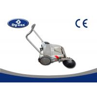 Wholesale Electric Industrial Manual Push Vacuum Floor Sweeper For Coarse Road Walk Behind from china suppliers