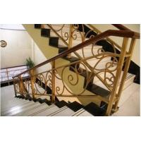 Wholesale Rust - Proof Stainless Steel Staircase Handrail 8mm Glass Railing from china suppliers
