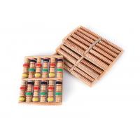 Buy cheap Heath Relax Therapy Massager Wooden Roller Foot Massager Stress Relief from wholesalers