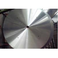 Wholesale High frequency 75Cr1 material circular saw blank and saw blade for marble cutting from china suppliers