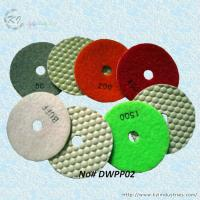 Buy cheap Dry Polishing Pads for Granite and Concrete (Diamond Grits# 50 ~ Buff) from wholesalers