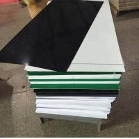 Wholesale Modern Engraving Sheet Two Colors Plastic ABS Material 600*1200mm Size from china suppliers