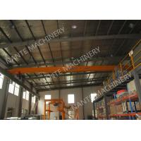 Wholesale LDX1t-12m Single Girder Overhead Cranes for machinery works/ Workshop / Warehouse / Station from china suppliers