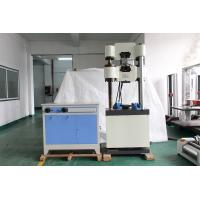 Quality Vertical Electronic Hydraulic Universal Tensile Compressive Strength Testing Machines for sale