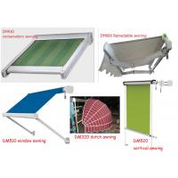 Buy cheap aluminum cassette roof conservatory waterproof awning from wholesalers