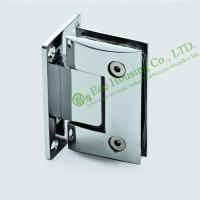 Wholesale 304 Stainless Steel Wall-mount Shower Door Hinge,glass door clamp,glass fixer, glass clamp from china suppliers