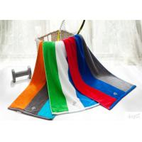 Wholesale Stripe Yarn Dyed Towels 100% Cotton With Personalized Logo 400gsm from china suppliers