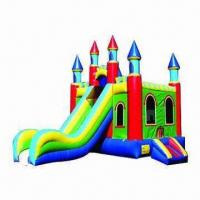 Wholesale Inflatable Play Structure, Advanced Technology, Available in Various Sizes and Colors from china suppliers
