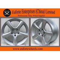 Wholesale 20 Inch 22 Inch Silver OEM Replica Wheels For Mercedes Benz SLK Class Wheels from china suppliers